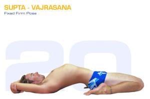 Supta-Vajrasana