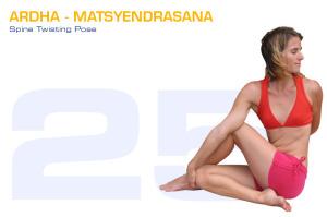 Ardha-Matsyendrasana